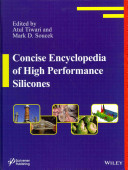 Concise Encyclopedia of High Performance Silicones PDF