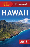 Frommer s Hawaii 2015