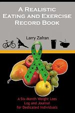A Realistic Eating and Exercise Record Book