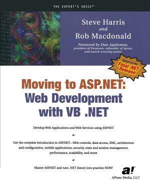 Moving To ASP NET