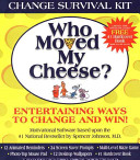 Who Moved My Cheese Change Survival Kit Book