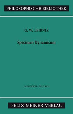 Specimen Dynamicum PDF