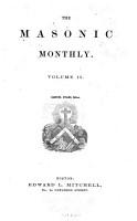 Masonic Monthly PDF