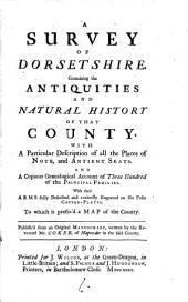 A survey of Dorsetshire