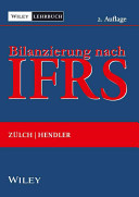Bilanzierung nach International Financial Reporting Standards  IFRS  PDF