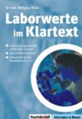 Laborwerte im Klartext PDF