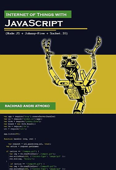 Internet of Things with JavaScript  Node JS   Johnny five   Socket IO  PDF