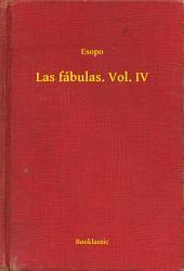 Las fábulas: Volumen 4