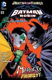 Batman and Robin (2011- ) #16