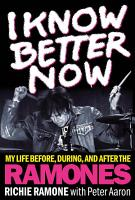 I Know Better Now PDF