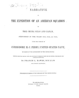 Narrative of the Expedition of an American Squadron to the China Seas and Japan PDF