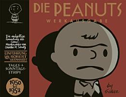 Peanuts Werkausgabe 1  1950   1952 PDF