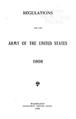 Regulations for the Army of the United States PDF