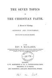 The seven topics of the Christian faith PDF