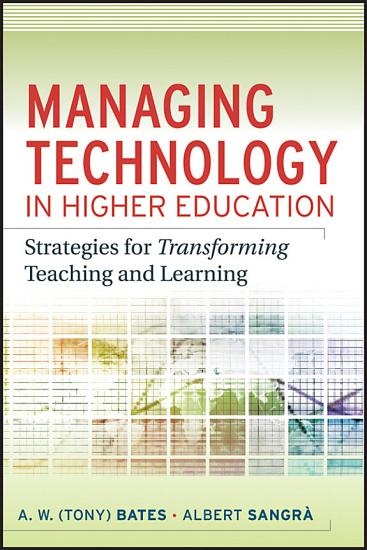 Managing Technology in Higher Education PDF
