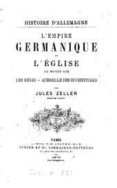 Histoire d'Allemagne: Volume3