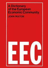 Dictionary of the European Economic Community