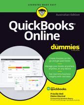 QuickBooks Online For Dummies Australian Edition: Edition 2