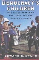 Democracy s Children PDF