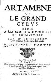 Artamène ou le Grand Cyrus: Volume4