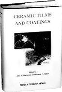 Ceramic Films and Coatings