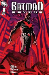 Batman Beyond (2010-) #1