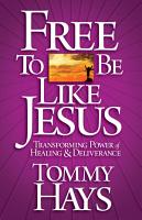 Free to Be Like Jesus PDF