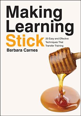 Making Learning Stick