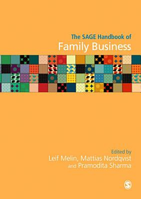 The SAGE Handbook of Family Business PDF