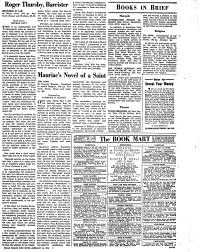 New York Herald Tribune Book Review PDF