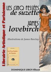 LES CINQ FESSÉES DE SUZETTE (eBook)