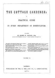 The Cottage Gardener PDF