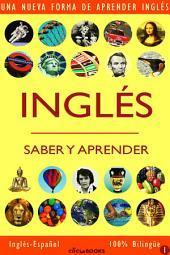 INGLÉS - SABER & APRENDER #1: Una nueva forma de aprender inglés