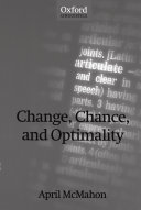 Change, Chance, and Optimality