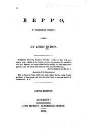 Beppo: A Venetian Story