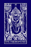 V the Hierophant  Tarot Card Journal  6 X 9 Inch Matte Softcover Paperback Notebook with 120 Blank Lined Pages PDF