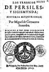 Los trabajos de Persiles y Sigismunda, historia setentrional...