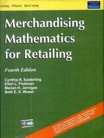 Merchandising Math For Retailing  4 E