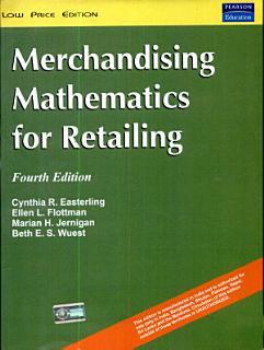 Merchandising Math For Retailing  4 E Book