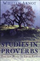 Studies in Proverbs PDF