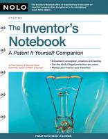 Inventor s Notebook PDF