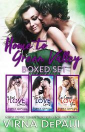 Home To Green Valley Boxed Set: Books 1-3