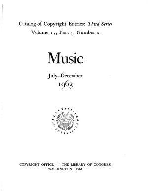 Catalog of Copyright Entries PDF