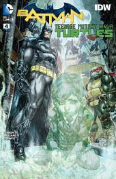 Batman/Teenage Mutant Ninja Turtles (2015-) #4