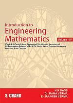 Introduction to Engineering Mathematics - Volume IV [APJAKTU]