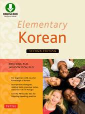 Elementary Korean Second Edition: (Downloadable Audio Included)