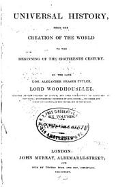 Universal history: from the creation of the world to the beginning of the eighteenth century, Volume 6