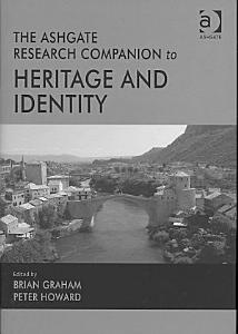 The Ashgate Research Companion to Heritage and Identity Book