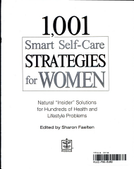 1 001 Smart Self care Strategies for Women PDF