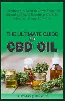 The Ultimate Guide to CBD Oil PDF